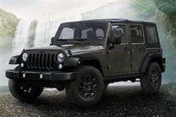 Jeep Wrangler Willys Wheeler or Freedom Edition