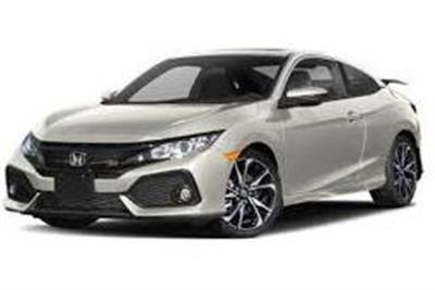 Honda Civic SI Coupe Stick Shift