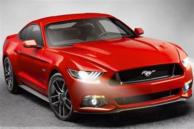 Ford Mustang GT Hardtop