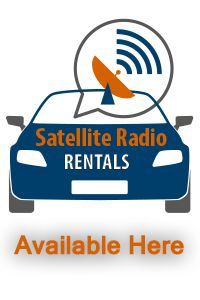 Satellite Radio Rentals