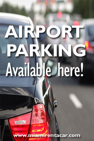 Miami Airport Parking Service